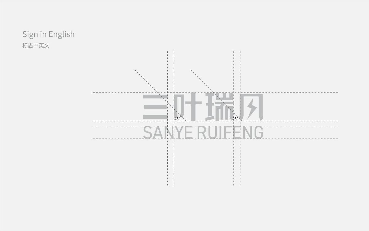 三叶瑞风品牌标志升级