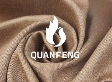鳳凰工業圖騰紡織品牌LOGO設計標志VI形象