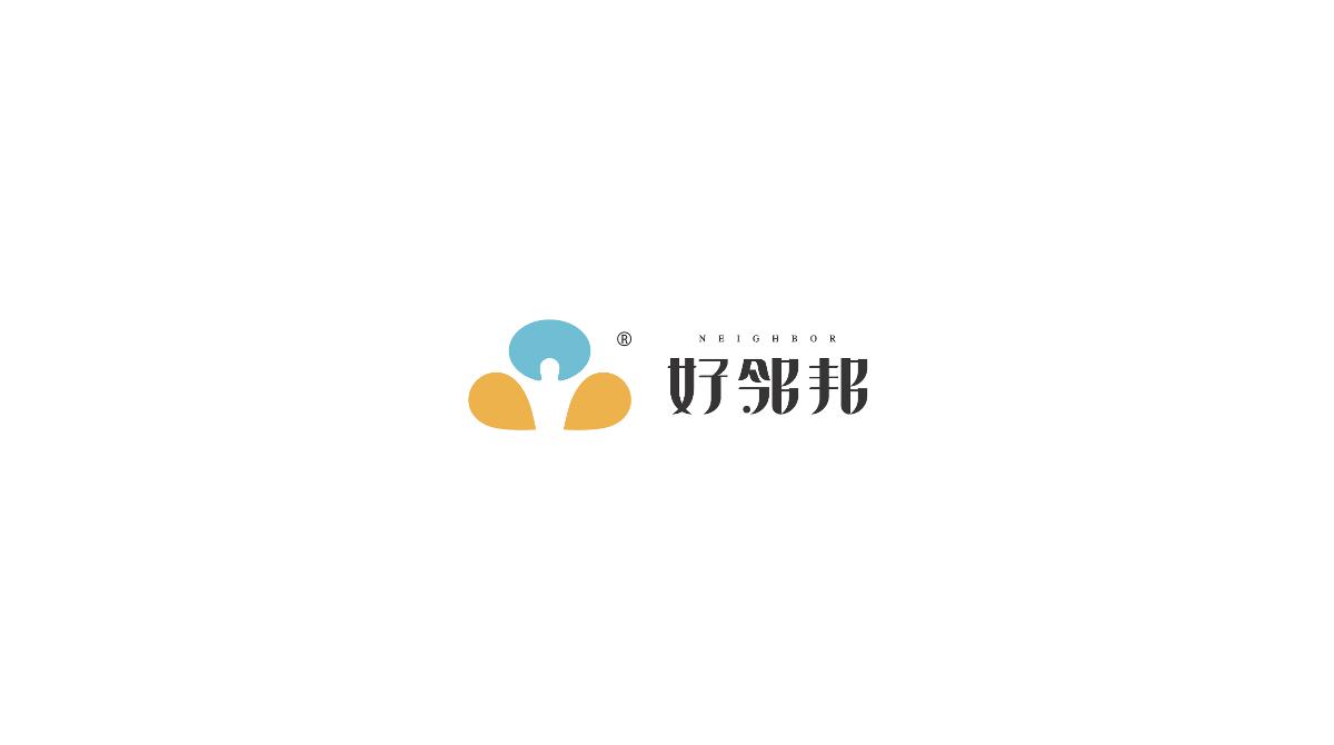 弘弢 . 字研   一组图形化logo