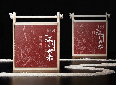 汉中大米包装