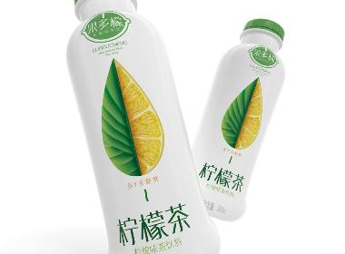 果多檬柠檬茶——徐桂亮品牌设计
