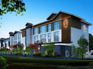 温州精品酒店设计公司|大理时候客栈
