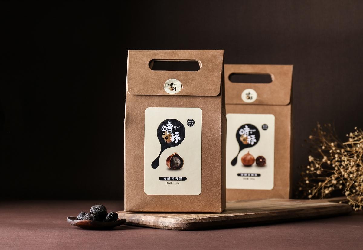 发酵黑蒜包装形式
