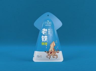 鱿鲜鱿鱼丝包装设计-衡水瑞智博诚品牌设计