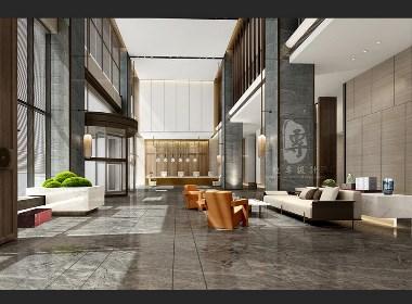 温州酒店设计|遵义玺.悦国际酒店
