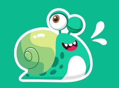 表情包-蜗里子
