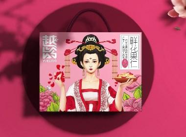 天唐出品 |《鮮花果仁月餅禮盒》產品策劃