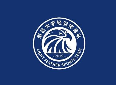 南昌大學體育隊隊徽、吉祥物設計