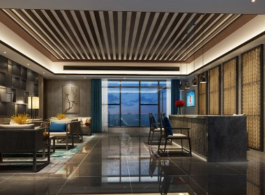 咸阳五星级酒店设计公司|柏特精品酒店