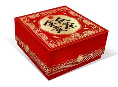 礼品盒包装设计
