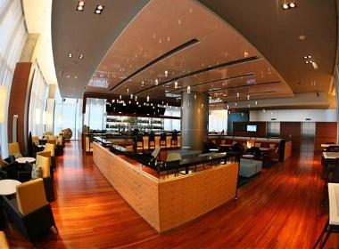 火烈鸟餐厅室内设计 - 筑品天工