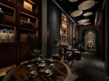 禅香茶楼——成都专业茶楼设计公司