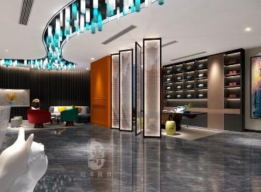 贵阳五星级酒店设计公司|莱美城市精品酒店