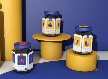 青柚设计原创出品 / 天娇辣酱品牌包装设计