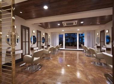 石家庄匠人发廊室内设计方案 - 筑品天工作品