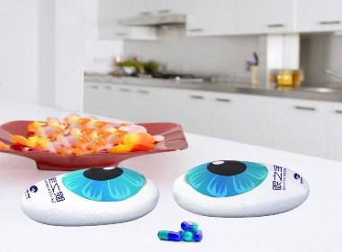 海王药业保健品包装设计