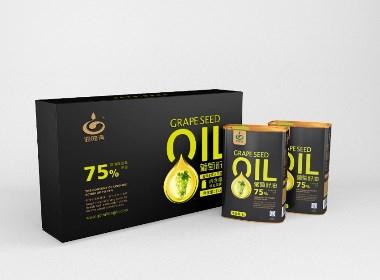 知行天下出品:葡萄籽油 系列設計