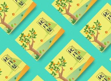 秋月梨水果包装