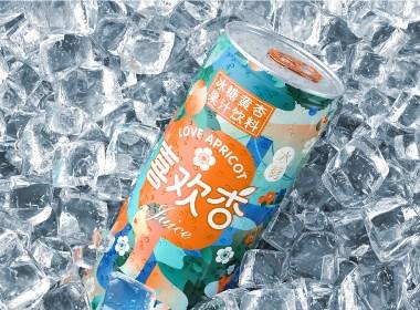 喜歡杏兒  |  果汁設計包裝