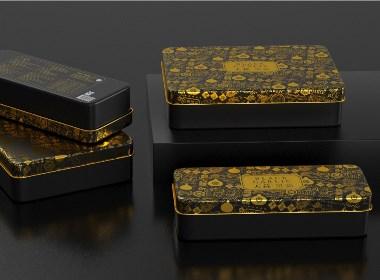 黑蒜 | 禮盒包裝設計