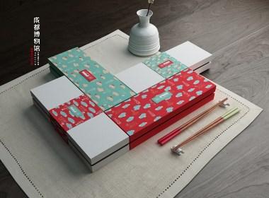 成都博物館系列文創產品設計