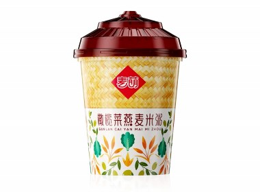 高鹏设计——米粥食品创意包装设计