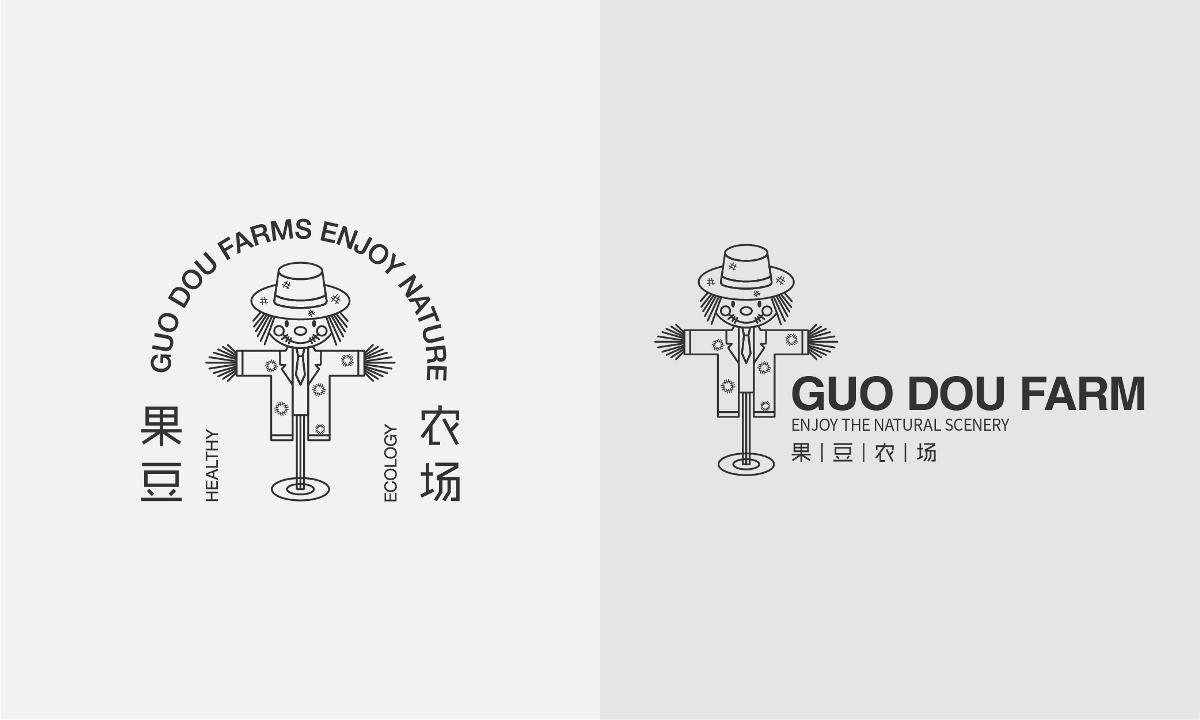 果豆农场  品牌设计