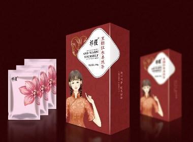 黑糖红枣姜丝茶