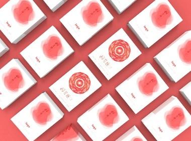 云南鮮花餅包裝設計