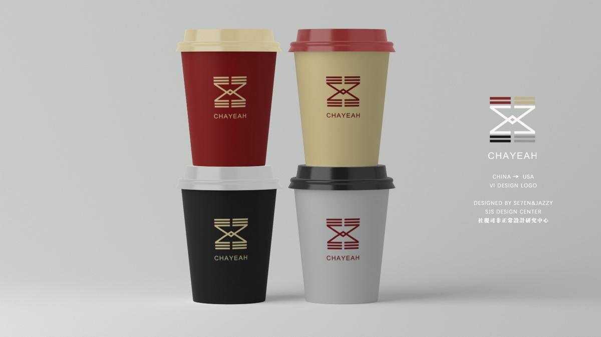 西雅图奶茶店VI设计