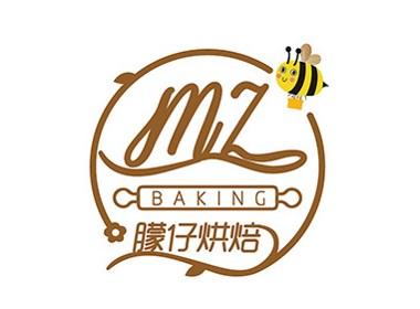 网红烘培店标志设计 商标设计 蛋糕店 logo设计