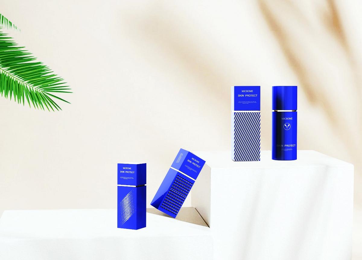 男士护肤品品牌包装设计