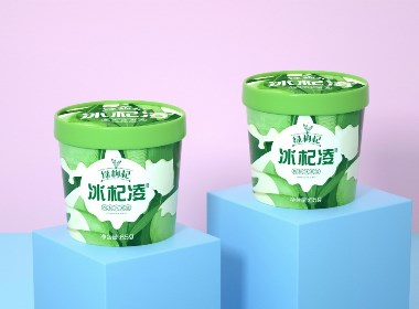 冰激凌 冷饮 雪糕 食品包装 零食包装