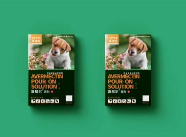 寵物貓犬滴劑藥物包裝