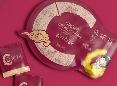 赤秘方红白糖—徐桂亮品牌设计