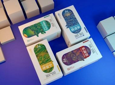 「天行健 | 兽药」品牌包装升级