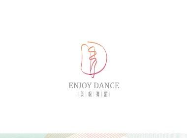 美哚舞蹈ENJOY DANCE品牌形象设计