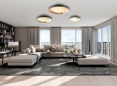 简约艺术设计,打造出家居的高级感