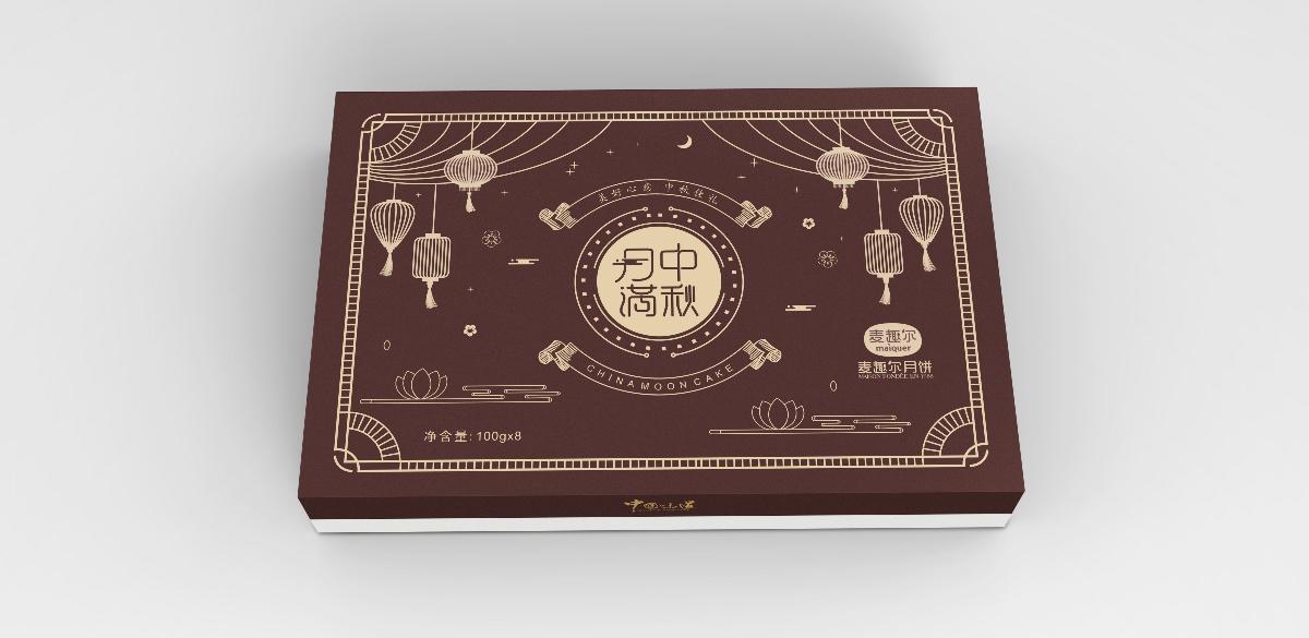 周道创意×月饼包装