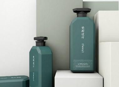 包装设计 瓶型设计 塑料瓶 洗发水护发素沐浴露