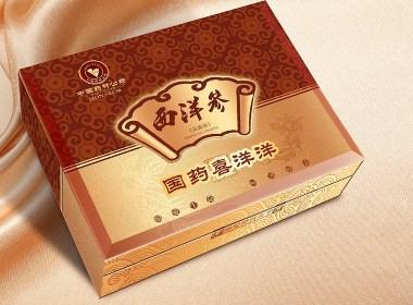 中國醫藥集團高端保健品包裝設計-太歌創意