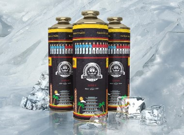 海南寶島明珠啤酒品牌&包裝設計(獲獎作品)