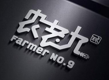 logo卡通+字体设计