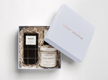 令人惊叹的礼品包装设计,高级美学+高级调色