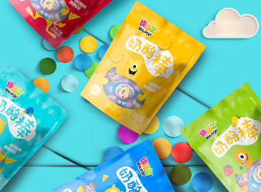 鄭州本質|奶酪棒包裝設計