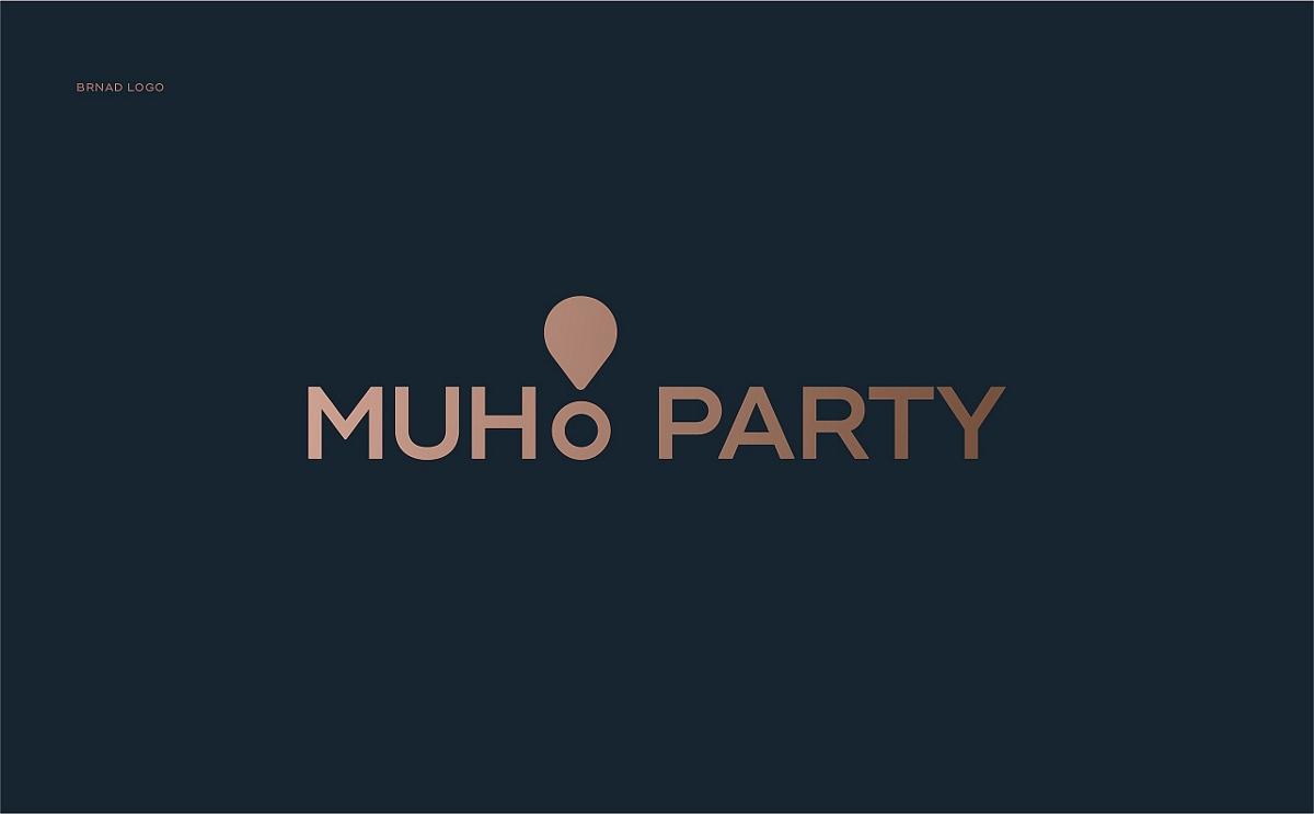 MUHO PARTY 慕后派对丨ABD品牌策略设计