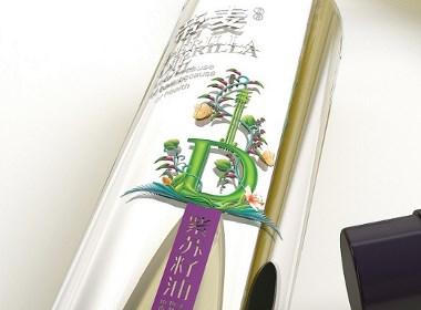帝麥食用油—徐桂亮品牌設計