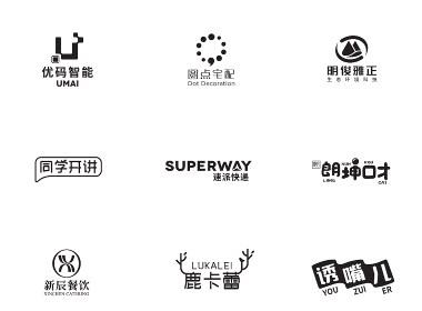 注册商标艺术字体设计美术字品牌VI标志LOGO图标设计重庆公司企业集团工业艺术食品化妆品科技互联网