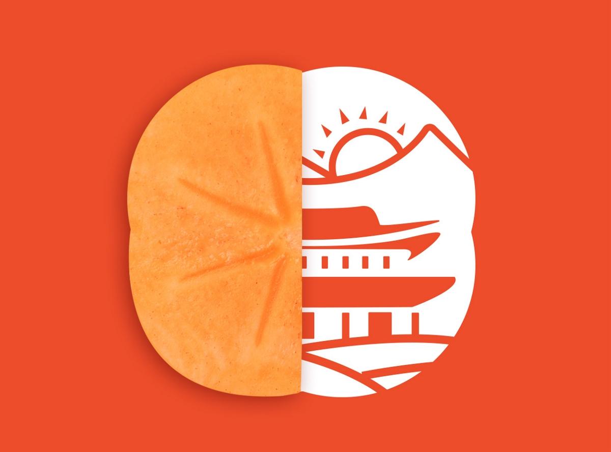 云南柿子品牌包装策划 丨 水果包装设计丨青柚设计原创作品