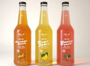 水果酒包裝設計 水果飲料包裝設計 | 領秀原創